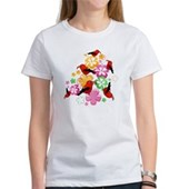  Hawaiian-style 'I'iwi Women's T-Shirt
