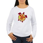 Turtle Within Turtle Women's Long Sleeve T-Shirt