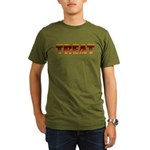 Glowing Treat Organic Men's T-Shirt (dark)