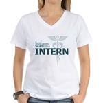 Seattle Grace Intern Women's V-Neck T-Shirt