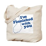 Finnish Tote Bag