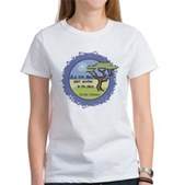 Linnaeus Quote Women's T-Shirt
