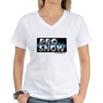 ProShow Logo Women's V-Neck T-Shirt