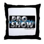 ProShow Logo Throw Pillow