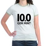 10.0 Gem Mint Jr. Ringer T-Shirt