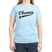 Obama 2012 Swish Women's Light T-Shirt