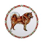 Finnish Spitz Ornament