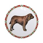 Sussex Spaniel Ornament