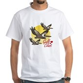 Gulf Coast Pelicans White T-Shirt