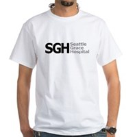 SGH White T-Shirt