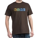 Brother Made of Elements Dark T-Shirt