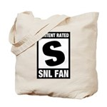 Content Rated S: SNL Fan Tote Bag