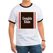 Genghis Khan - T-shirt Clothing