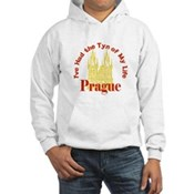 I've Had the Tyn of My Life - Prague Czech Republic - History Clothing & Gifts - Hoodies