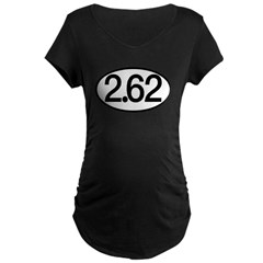 2.62 Maternity Dark T-Shirt