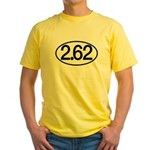 2.62 Yellow T-Shirt