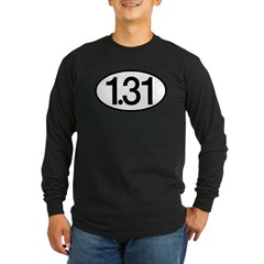 1.31 Long Sleeve Dark T-Shirt