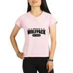 Property of the Wolfpack - La Women's Double Dry S