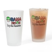 2up for America Pint Glass