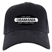 I've Got Obamania! Black Cap