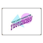 Can't Handle Truthiness Banner