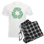 Path to Recycling Men's Light Pajamas