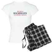 Anti-Bachmann Irony Women's Light Pajamas
