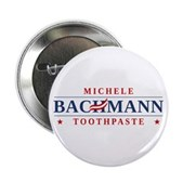 Funny Bachmann Toothpaste 2.25