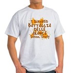 Ivrea Battle Of The Oranges Souvenirs Gifts Tees Light T-Shirt