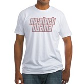 Re-Elect Obama Fitted T-Shirt