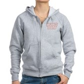Re-Elect Obama Women's Zip Hoodie