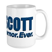 Rick Scott Worst Ever Large Mug