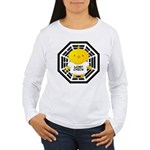 Lost Chick - Dharma Initiative Women's Long Sleeve T-Shirt