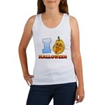 I Love Halloween Women's Tank Top