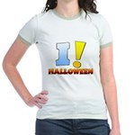 I ! Halloween Jr. Ringer T-Shirt