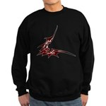 Vampire Bat 1 Dark Sweatshirt (dark)