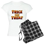 Trick or Treat Women's Light Pajamas