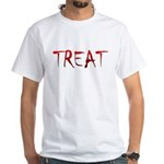 Bloody Treat White T-Shirt