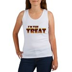 Glowing I'm the Treat Women's Tank Top