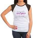 Good Witch Women's Cap Sleeve T-Shirt