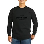 generic porn star costume Long Sleeve Dark T-Shirt