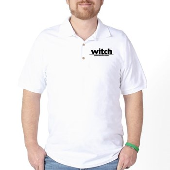 Generic witch Costume Golf Shirt