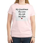National Guard - Guardsman live love hero Women's