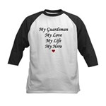 National Guard - Guardsman live love hero Kids Bas