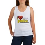 I Heart Peta Murgatroyd Women's Tank Top