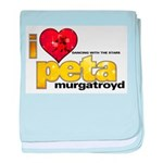 I Heart Peta Murgatroyd Infant Blanket