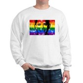 LGBT for Obama Sweatshirt