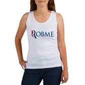 Anti-Romney Robme Women's Tank Top