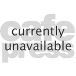 Distressed Retro DWTS Poster Racerback Tank Top