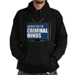 Addicted to Criminal Minds Dark Hoodie (dark)